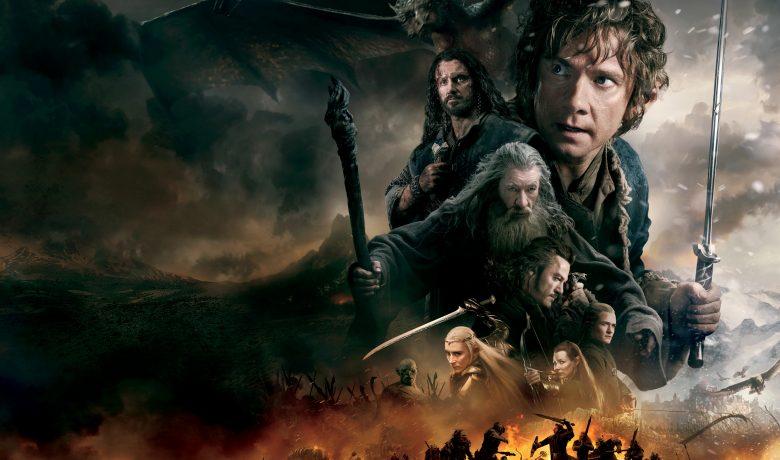 battle of the five armies