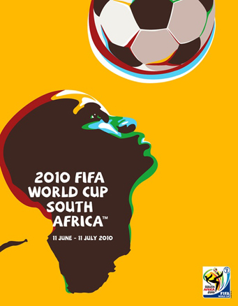 South Africa 2010 Official FIFA World Cup Poster
