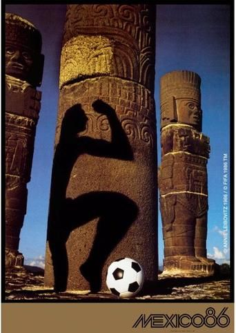 Mexico 1986 Official FIFA World Cup Poster