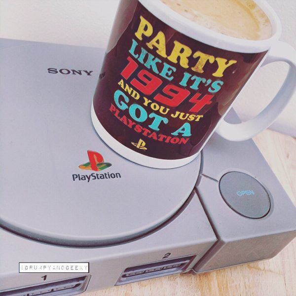 Playstation Classic - Party like it's 1994 mug