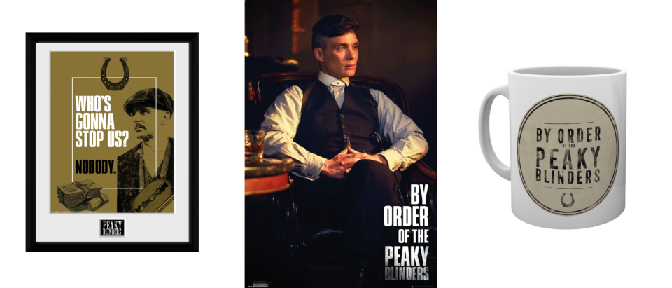 November top picks - peaky blinders