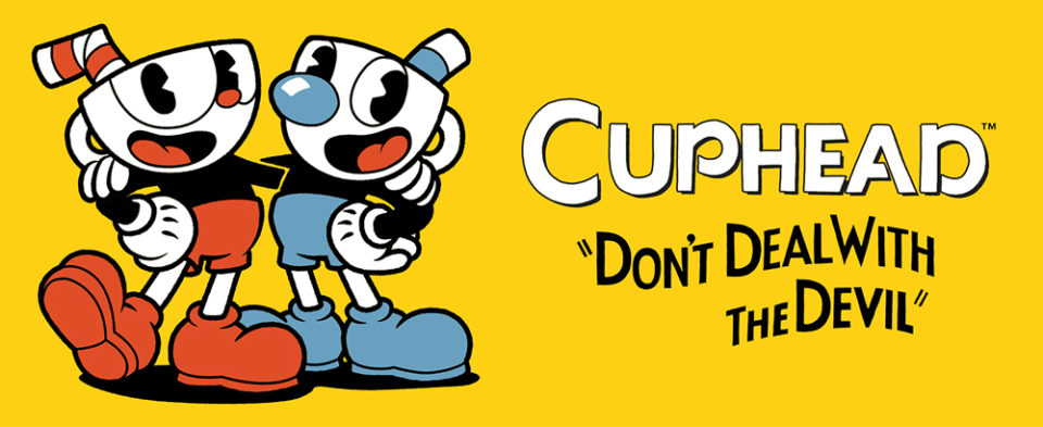 new year, new gear - cuphead