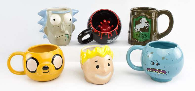 About our 3D Mugs