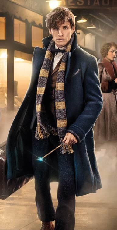 Harry Potter et les Animaux Fantastiques