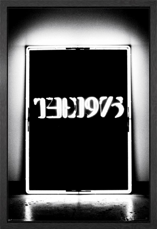 Image of 1975 Album Framed Maxi Poster