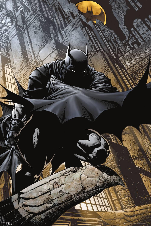 Batman Comics Stalker Maxi Poster
