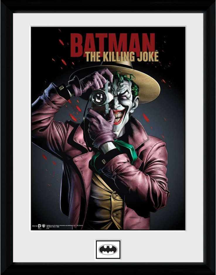 Batman Killing Joke Collector Print