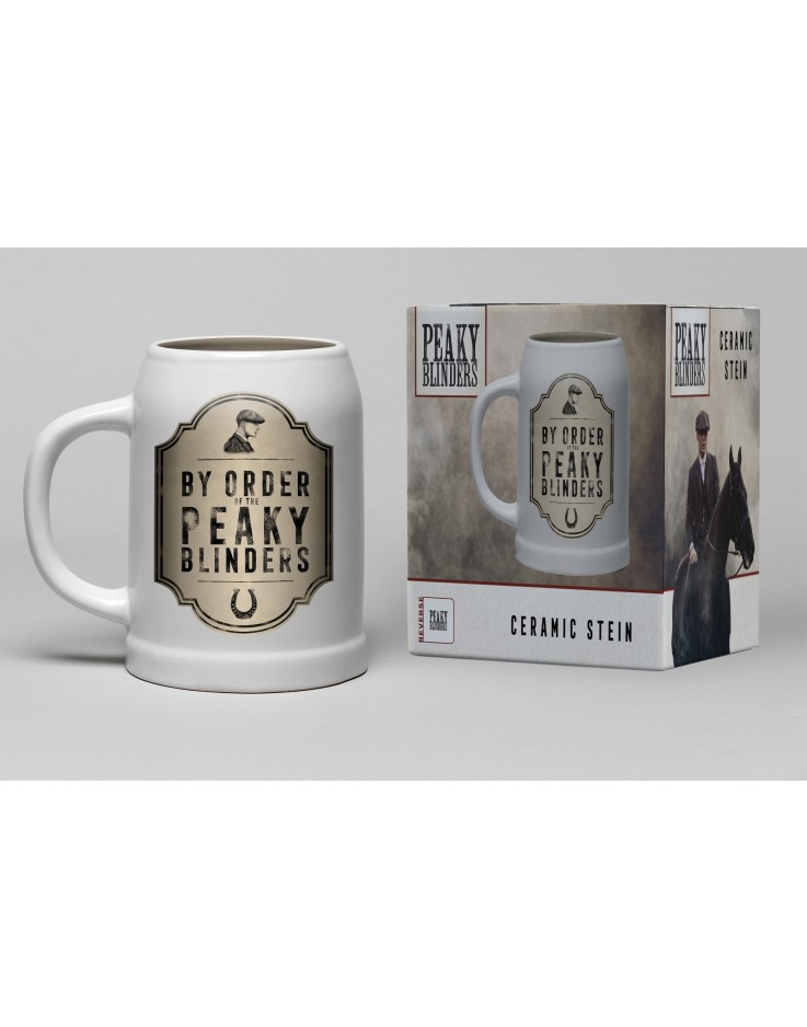 Peaky Blinders By Order Ceramic Stein