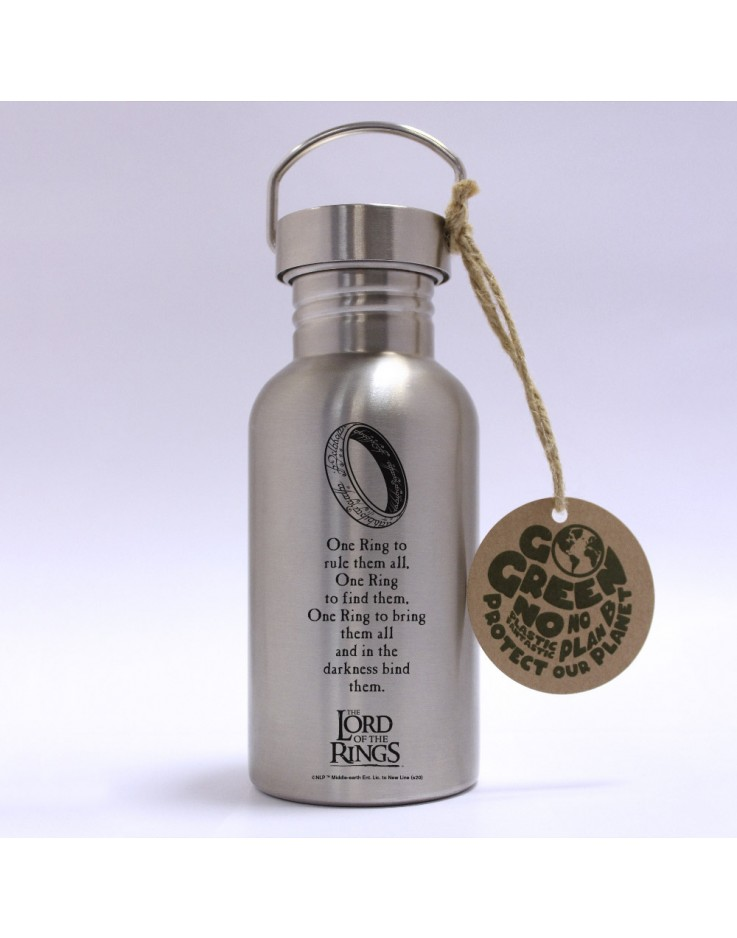 Lord of the Rings One Ring Eco Bottle