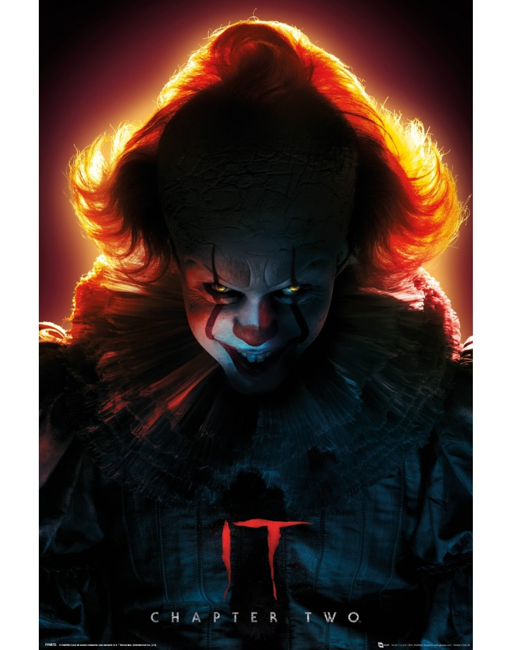 IT Chapter 2 Pennywise Maxi Poster