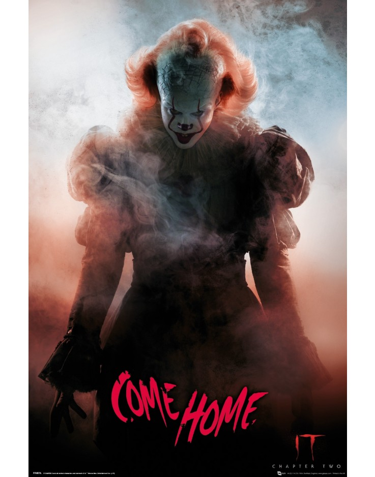 IT Chapter 2 Come Home Maxi Poster