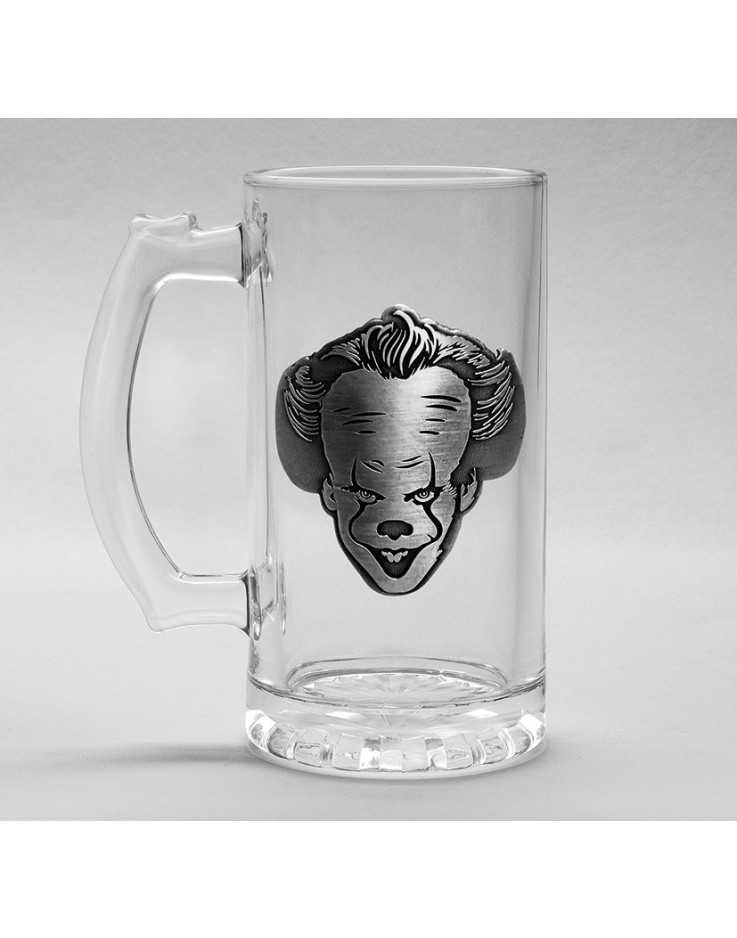 IT Chapter 2 Pennywise Glass Stein