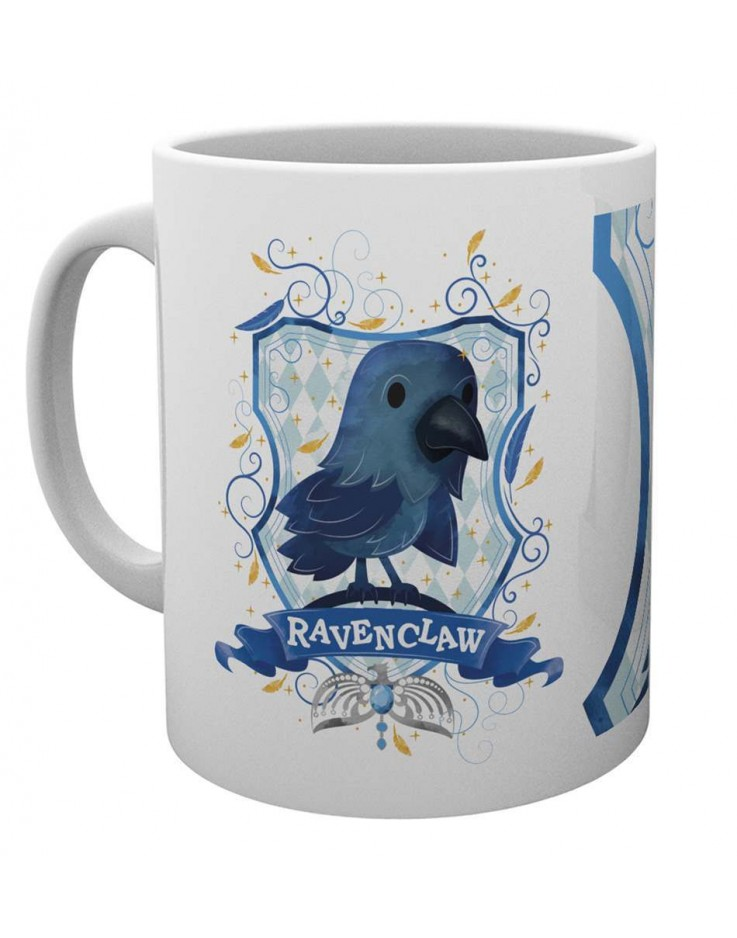 Harry Potter Ravenclaw Paint Mug