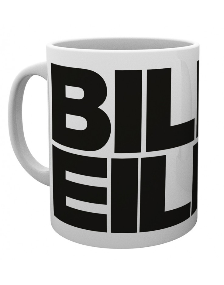 Billie Eilish Logo Mug