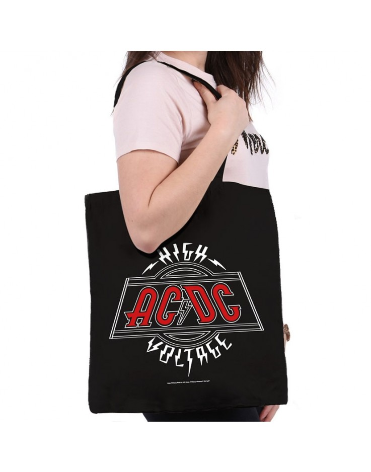 AC/DC Voltage Tote Bag
