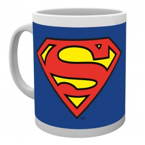 DC Comics Superman Logo Mug