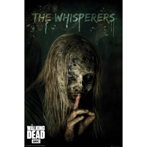The Walking Dead The Whisperers Maxi Poster