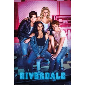 Riverdale Characters Maxi Poster