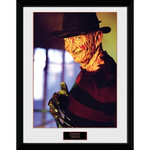Nightmare On Elm Street Freddy Collector Print