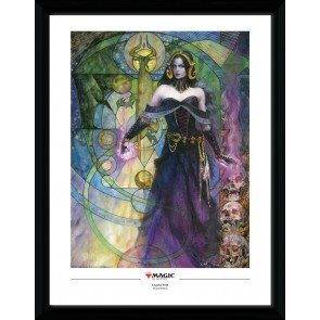 Magic the Gathering Liliana, Untouched by Death Collector Print