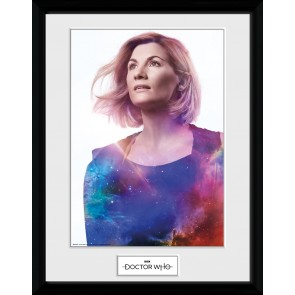 Doctor Who Thirteenth Collector Print
