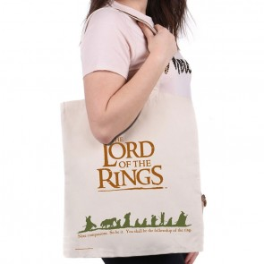 Lord of the Rings Fellowship Tote Bag