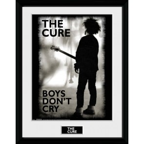 The Cure Boys Don't Cry Collector Print