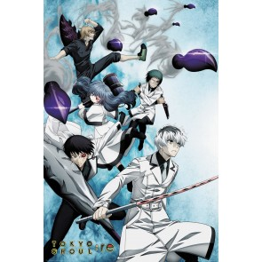 Tokyo Ghoul: RE Key Art 2 Maxi Poster