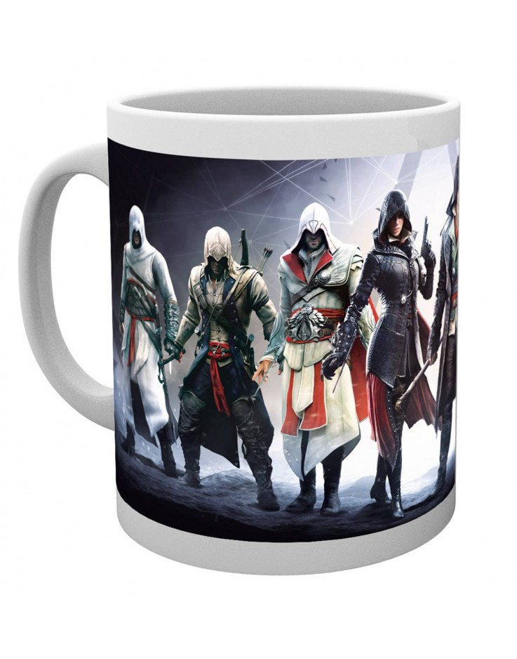 Tasse de ceramique Assassins Creed Assassins