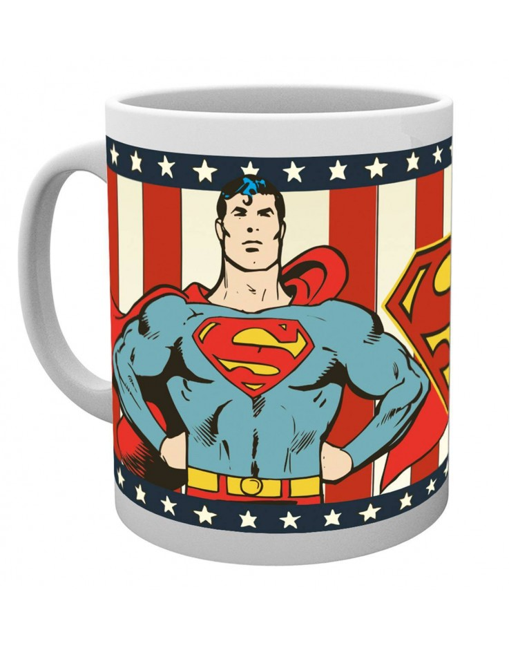 Tasse DC Comics Superman Vintage