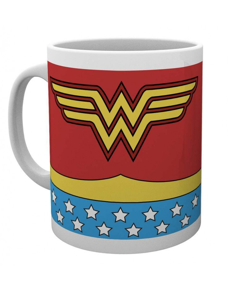 Tasse DC Comics Wonder Woman Costume