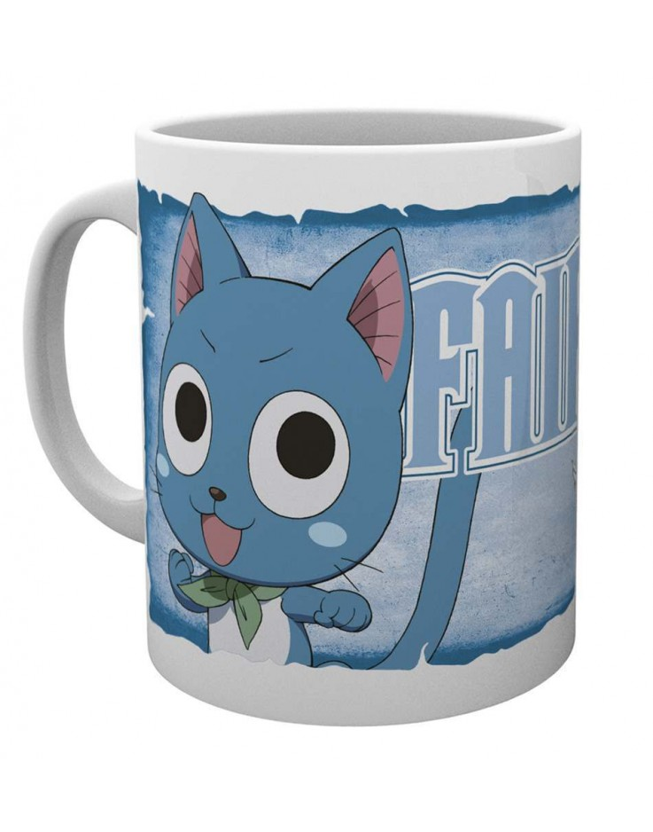 Fairy Tail Happy Mug