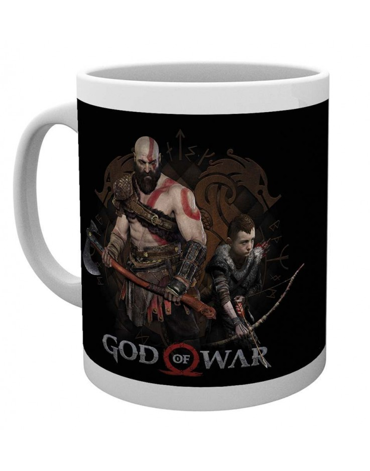 God of War New Beginning Mug