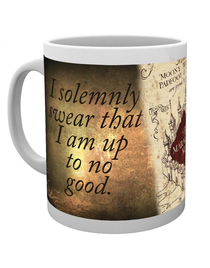 Tasse Harry Potter Marauders Map