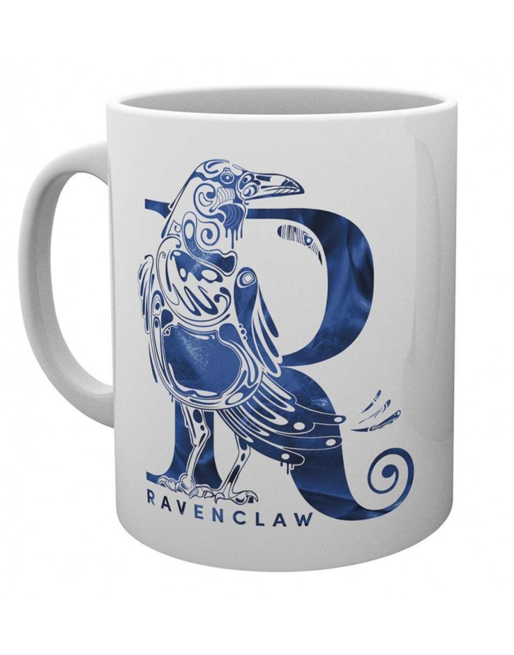 Harry Potter Ravenclaw Monogram Mug