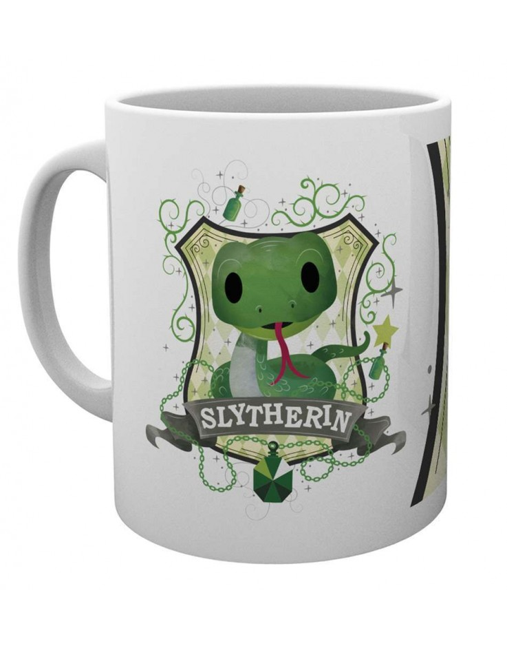 Harry Potter Slytherin Paint Mug