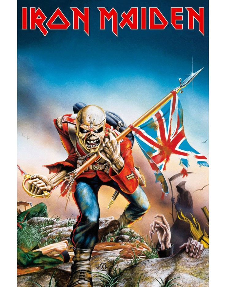 Maxi Poster Iron Maiden Trooper