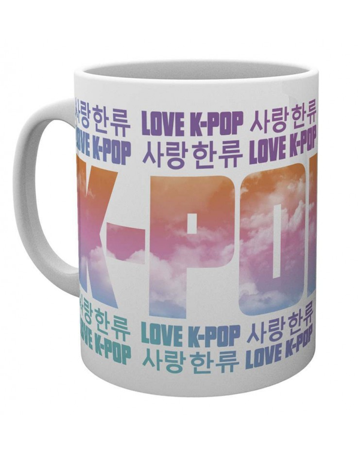 K-Pop Clouds Mug