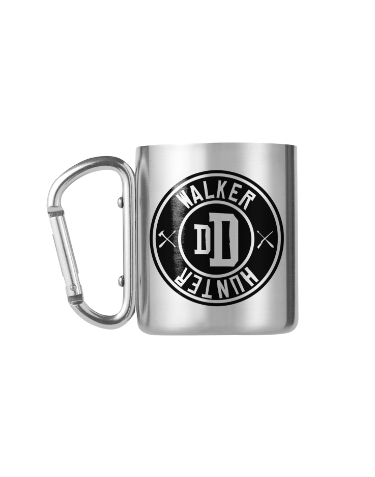 The Walking Dead Walker Hunter Carabiner Mug