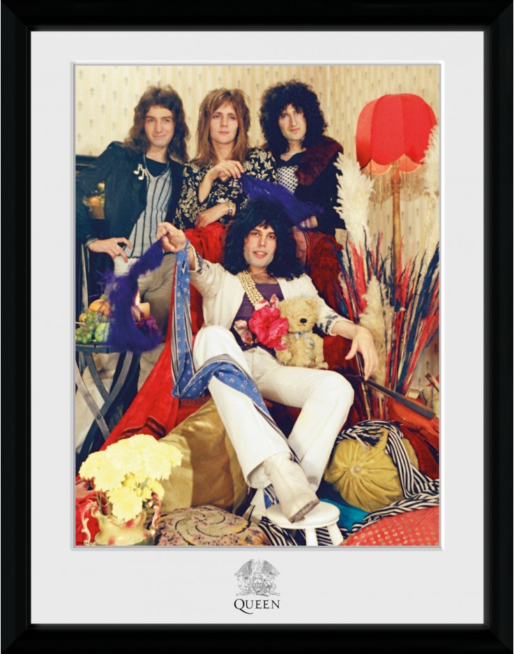 Queen Band Collector Print