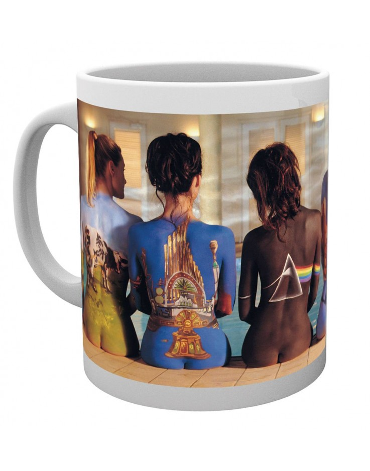 Tasse Pink Floyd Back Catalogue