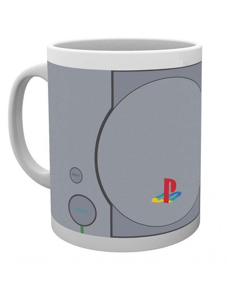 Tasse de ceramique Playstation Console