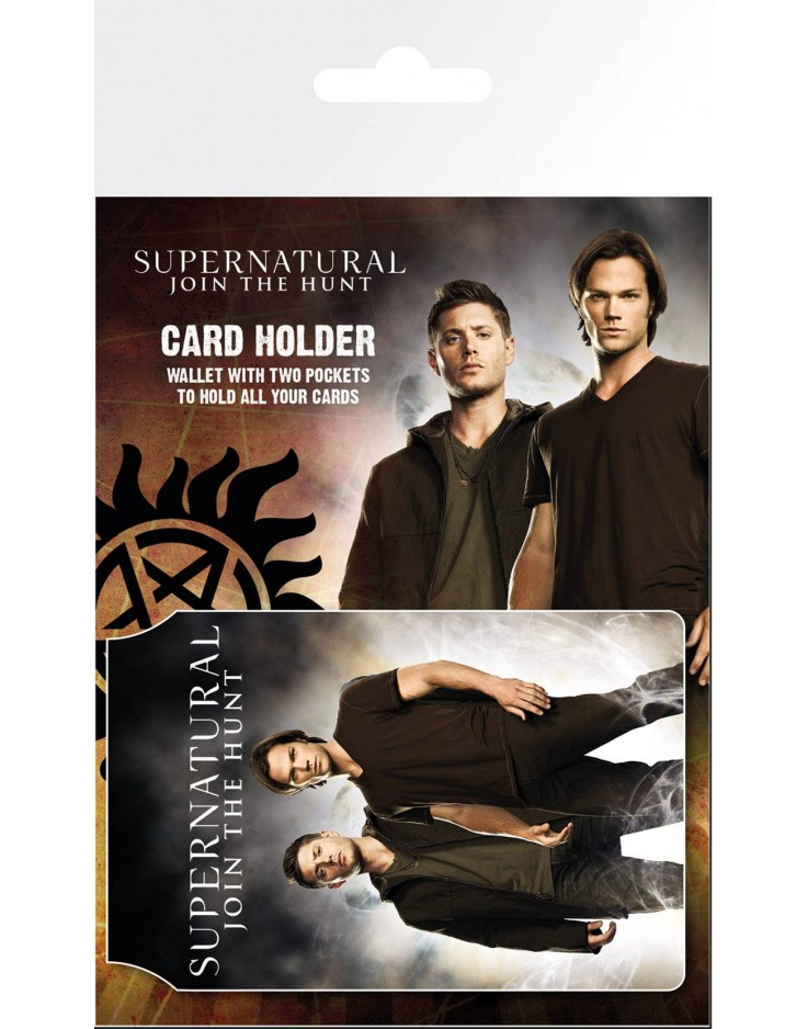 Porte Carte Supernatural Saving People