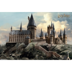 Harry Potter Hogwarts Day Maxi Poster