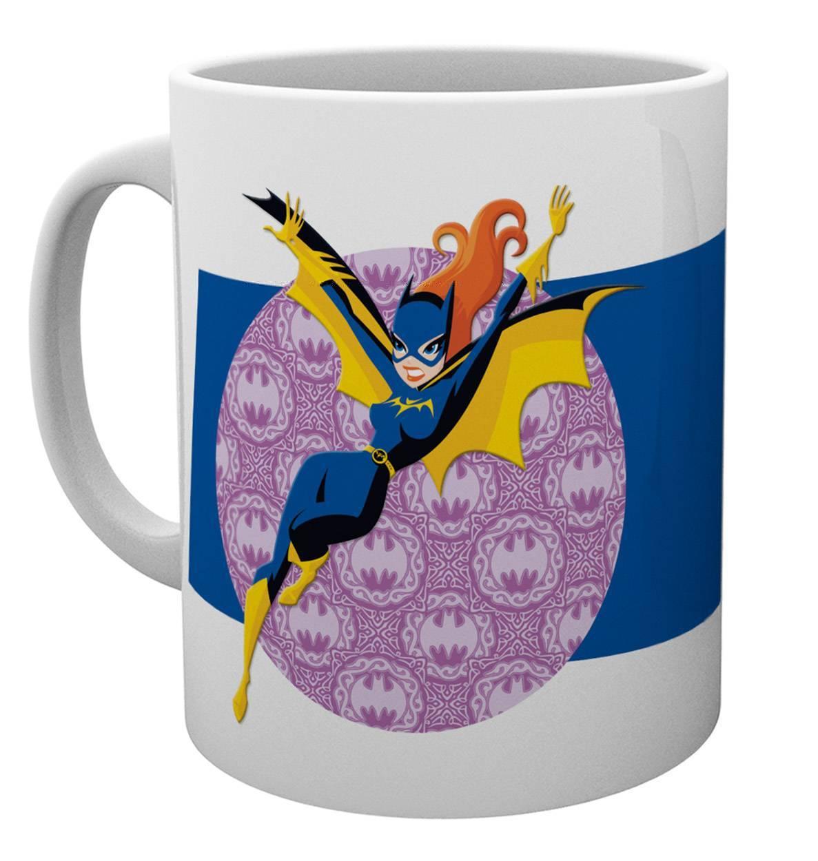DC Comics Batgirl Gotham Girls Mug