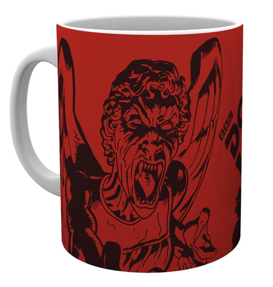 Doctor Who Weeping Angel Mug
