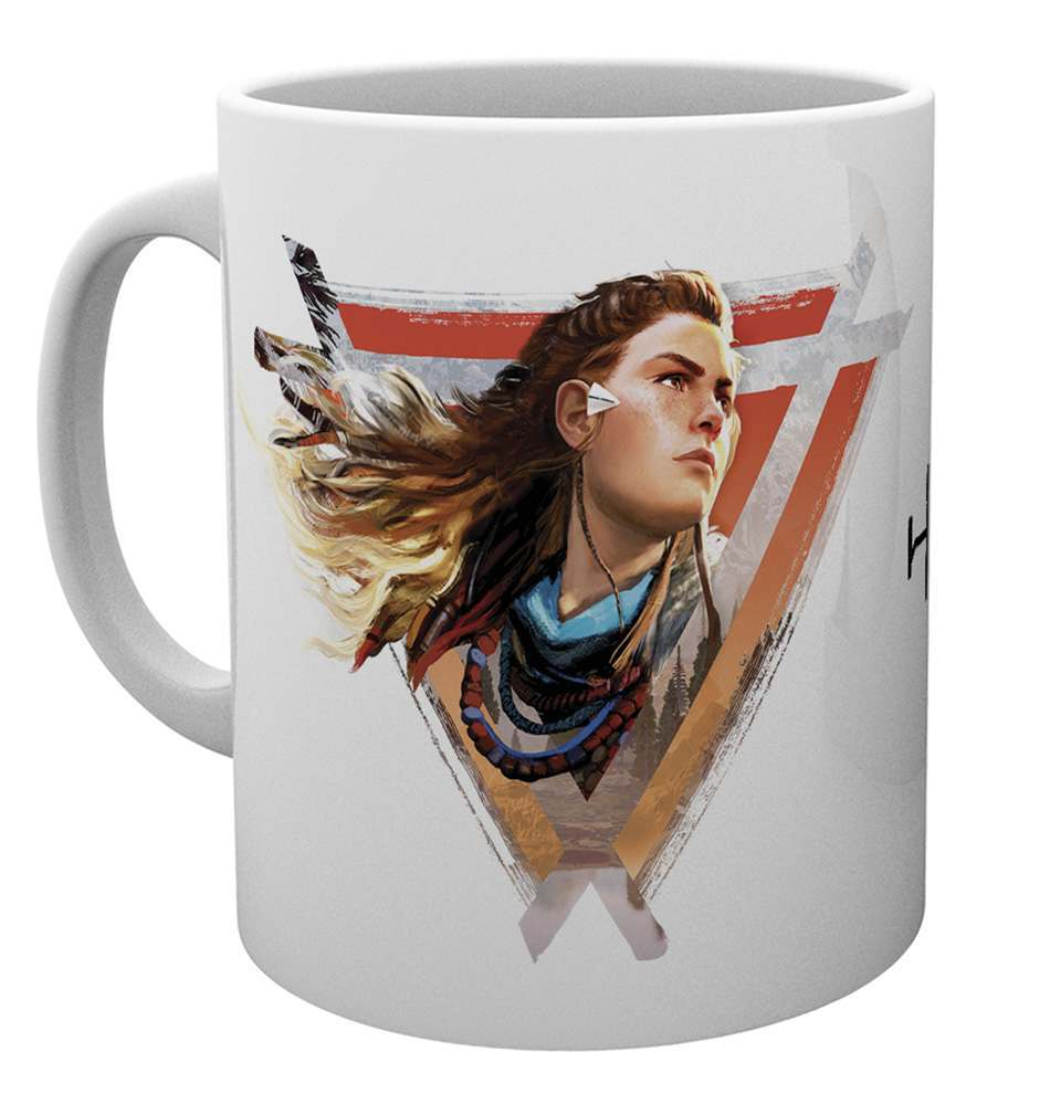 Horizon Zero Dawn Aloy Mug Calendars Store Uk