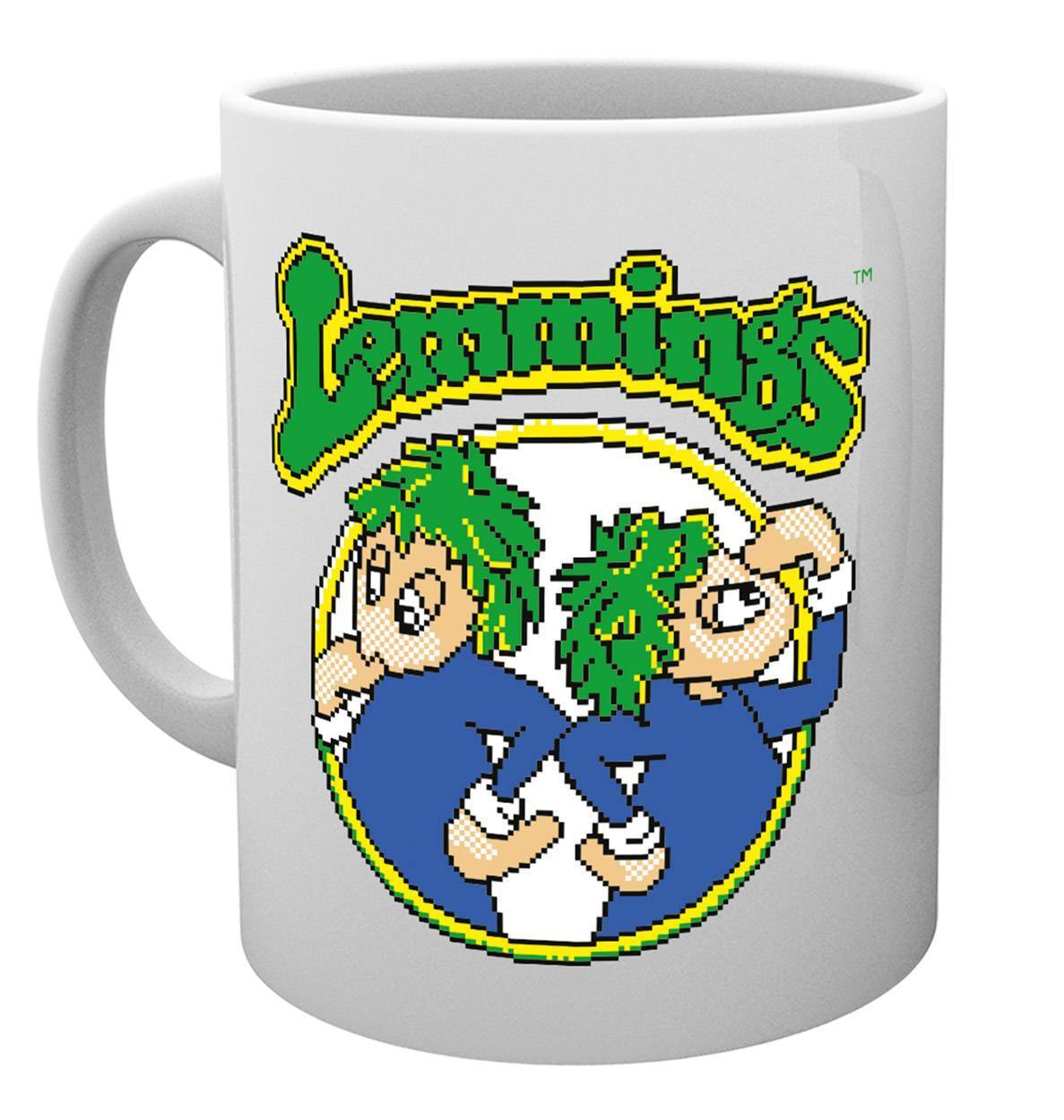 Lemmings Duo Mug