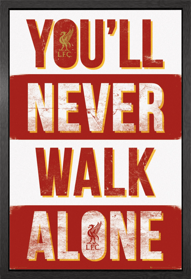 Liverpool  Framed Maxi Poster Review