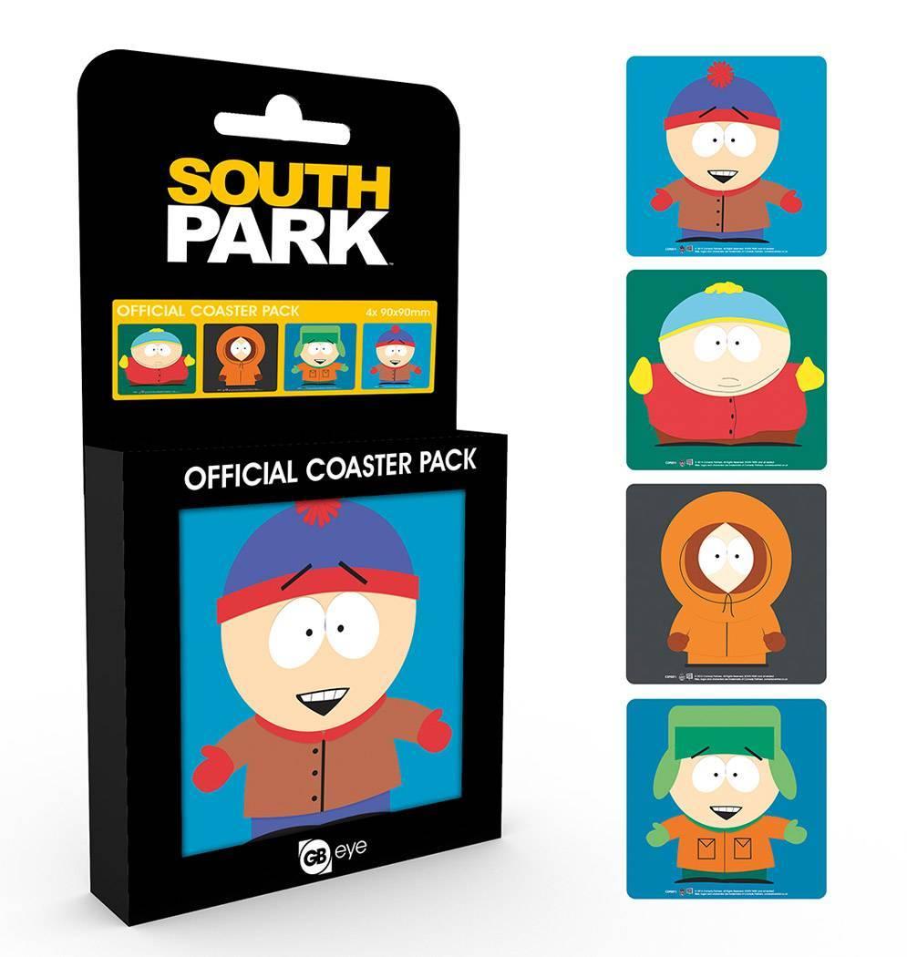South Park Mix Coaster Pack